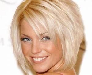 Coupe De Cheveux Femme Visage Rond Cheveux Epais : coupe cheveux pais boucl s femme ~ Nature-et-papiers.com Idées de Décoration