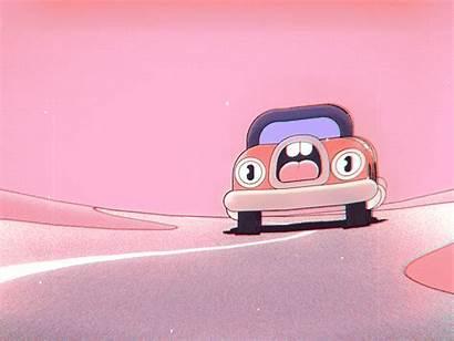 Winding Road Loop Loops Animation Babel Tony