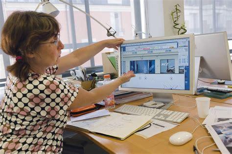 bureau avec plan de travail architecte d 39 intérieur onisep