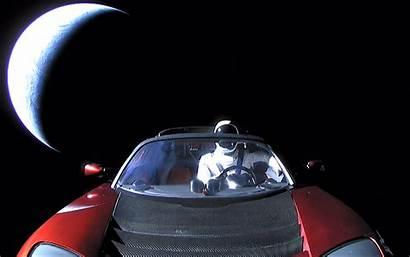 Tesla Space Roadster Wallpapers Suit Macbook Electric