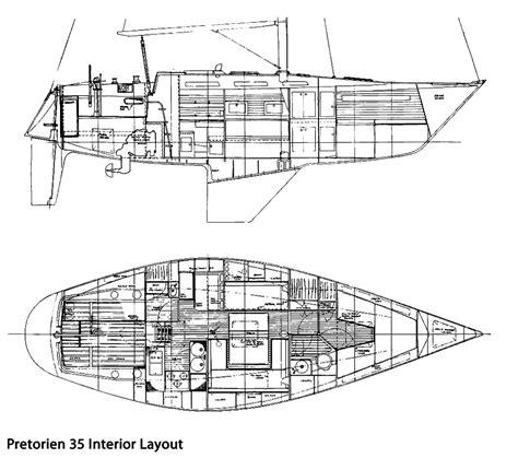 The Wauquiez Pretorien 35 Sailboat Bluewaterboatsorg
