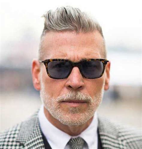 Cool Old Man Haircuts You Should See   Mens Hairstyles 2017