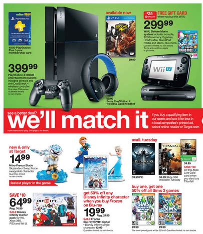 target xbox ad game quietly lowering microsoft prices bullfax businessinsider