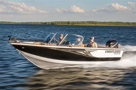 Crestliner Open Boat crestliner boats for sale boats