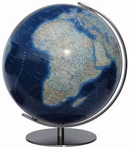 Mini Globe Terrestre : globe columbus duo azzurro ~ Teatrodelosmanantiales.com Idées de Décoration