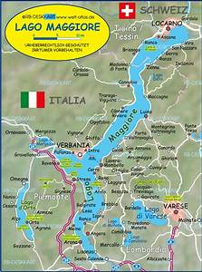 Italienische Schweiz Karte : lake maggiore lago maggiore ~ Markanthonyermac.com Haus und Dekorationen