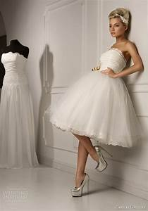 simple short ball gown wedding dress by capelli With simple short wedding dresses