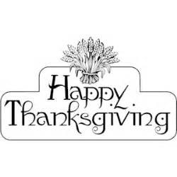 Happy Thanksgiving 2 clipart, cliparts of Happy ...