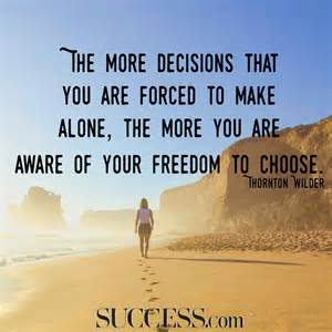 Quotes About Making Life Choices