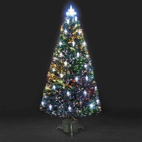 buy 5ft colour changing lantern fibre optic christmas tree