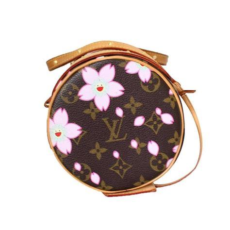 louis vuitton cherry blossom papillon  takashi murakami