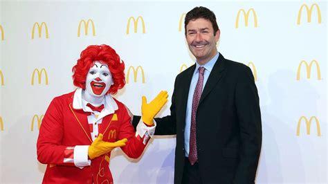 mcdonalds progress report  ceo steve