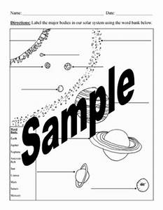 Label Solar System Worksheet by Alexis Forgit | Teachers ...