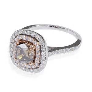 chocolate gold engagement rings chocolate engagement rings beautiful or tasteless