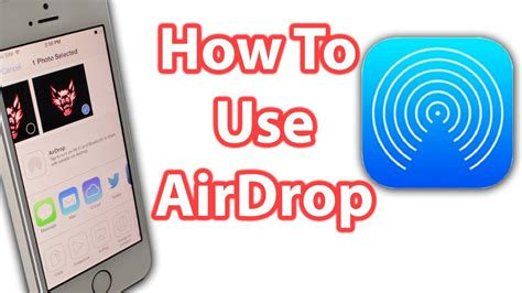 how to use airdrop on iphone how to use airdrop for ios 7 the iphone and ipod