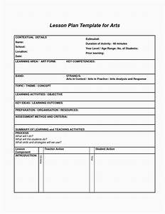 Lesson Plan Template For Adults Best Of 12 13 Lesson Plan