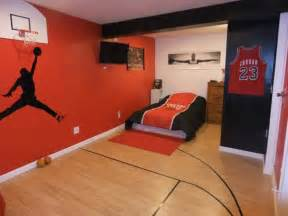 Mini Basketball Set Bedroom Image