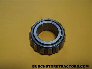 New Rear Outer Final Drive Bearing For Farmall Cub Or Cub