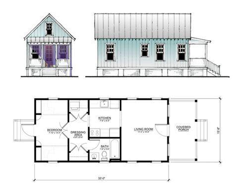 the katrina cottage model 517