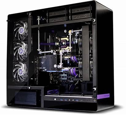 Pc Custom Clipart Cooled Desktop Computers Liquid