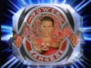 Mighty Morphin Power Rangers Morphing Sequences - YouTube