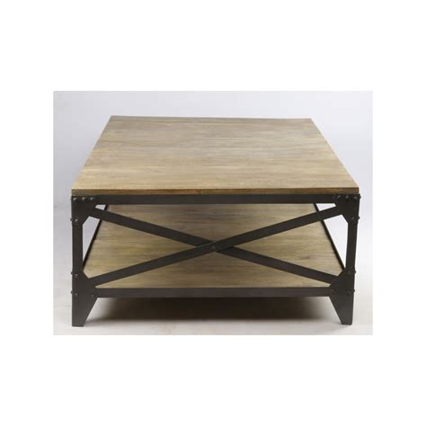 Table Basse Table Basse Industrielle