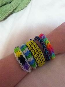143 best Rainbow loom images on Pinterest | Rubber band ...