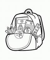 Coloring Supplies Pages Cartoon Drawing Bag Clipart Printables Printable Cartoons Worksheets Golf Preschool Draw Wuppsy Colouring Backpack Bags Easy Drawingartpedia sketch template