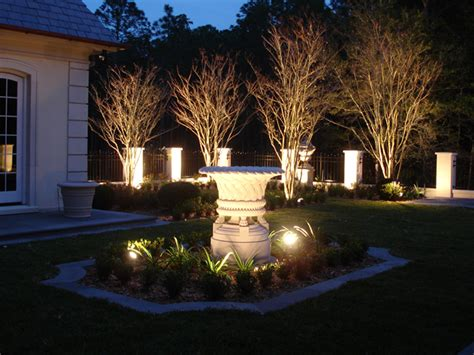 commercial landscape lighting fixtures commercial