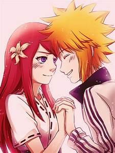 Kushina Uzumaki & Minato Namikaze - Naruto,Anime   Naruto ...