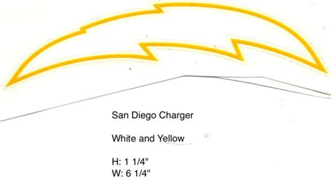 Charger Bolts / Horns / Wings Decals