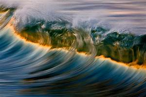 Long exposure photographs of waves by david orias for California waves photographed by david orias