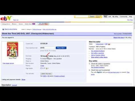 Ebay Bid How To Bid On Ebay