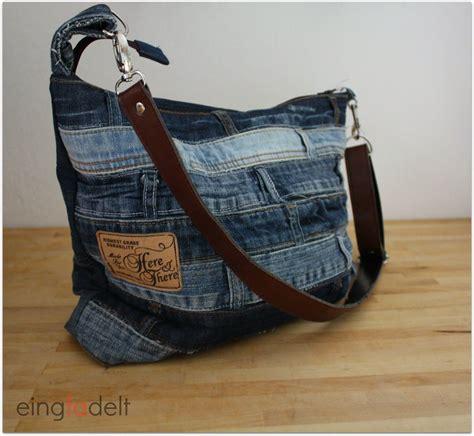 tasche aus tasche aus jeanshose bag made from pair of upcycling h 228 keln stricken
