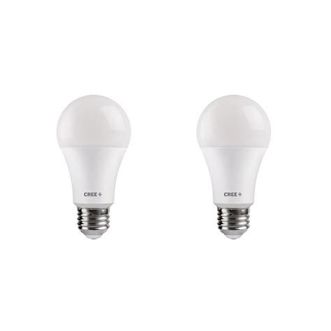 cree  equivalent soft white   dimmable