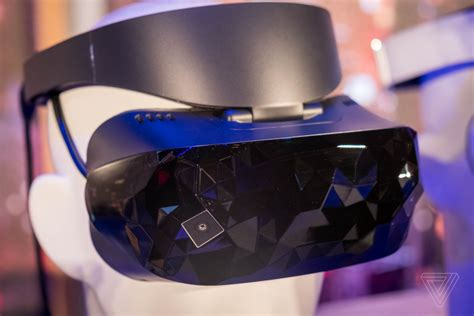 microsoft reveals dell  asus windows mixed reality