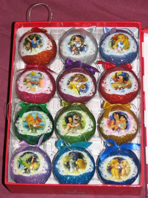 disney store 12 boules de no 235 l le monde merveilleux de disney