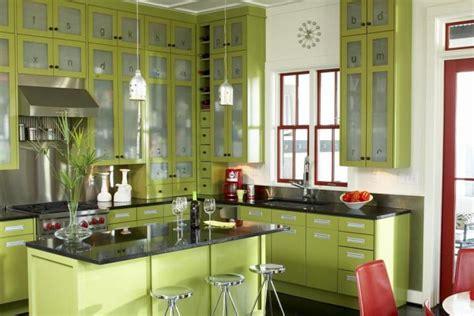 cool kitchen green cuisine review decora 231 227 o de cozinhas ideias para decorar a cozinha 8332