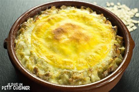 recette de croziflette gratin de crozets au reblochon