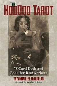 Positive visionary, adventurous, goal oriented, wise, trust worthy. The Hoodoo Tarot: 78-Card Deck and Book for Rootworkers (Mixed Media Product) 9781620558737   eBay