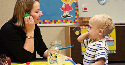communication disorders  deaf education department