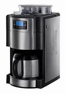 Kaffeevollautomat Mit Mahlwerk Test : russell hobbs buckingham grind brew test 2019 ~ Watch28wear.com Haus und Dekorationen