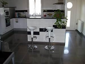 modele carrelage pour cuisine carrelage idees de With carrelage sol pour cuisine