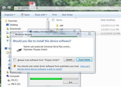 Sound Devices - USBPre 2 ASIO Driver Download