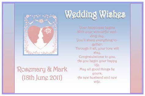 sweet wedding poems