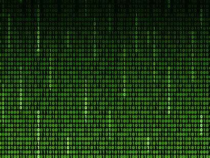 Matrix Animated Code Animation Anime Binary Moving