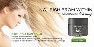It Works Hair Skin Nails Results