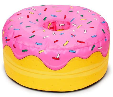 Pouf Donut  Geek, Simpson