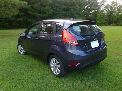 Buy Used 2013 Ford Fiesta Se