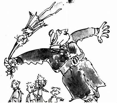 Miss Trunchbulls Trunchbull Matilda Roald Dahl Ms